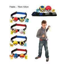 Pokemon Go Clip and Carry Poke Ball Toy Cross Belt Game Kid Gift Figures Xmas