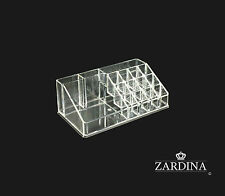 Clear Acrylic Make Up Organiser Storage Box (A3)