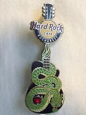 Hard Rock Cafe Bucharest Dragon Guitar '12 Pin