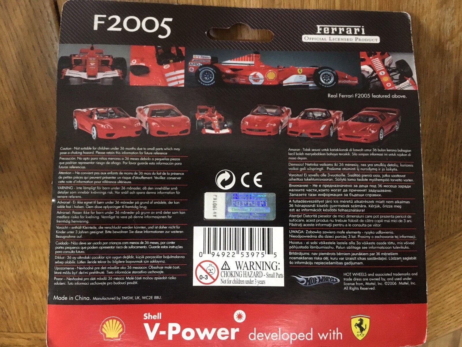 Shell Shell Shell V-Power Ferarri Models Complete Collection 11c52c