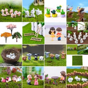 Hagalo-usted-mismo-Mini-Hada-Decoracion-De-Jardin-Decoracion-pote-de-miniatura-artesanal-accesorios