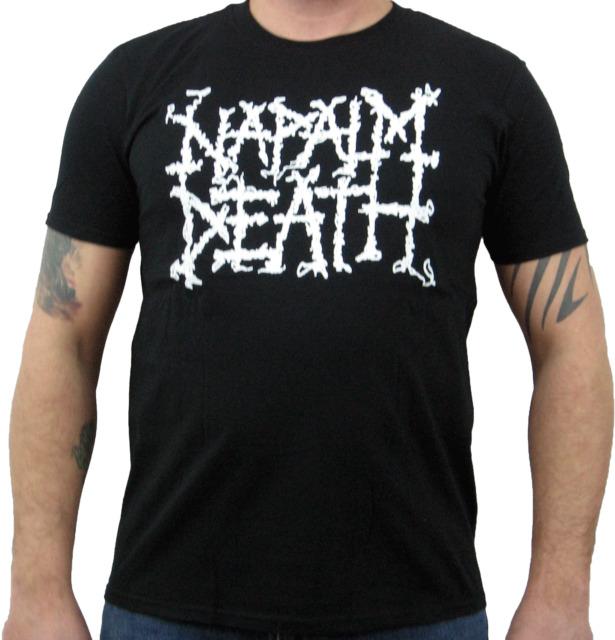 NAPALM DEATH (Logo) Men's T-Shirt