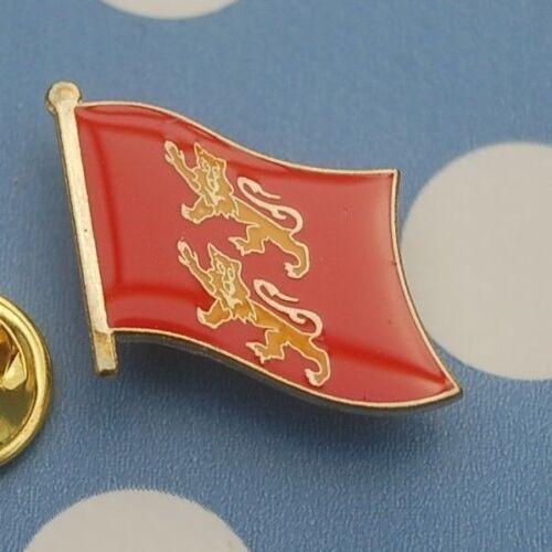 Normandie Frankreich Pin Anstecker Flaggenpin Button Badge Sticker Anstecknadel