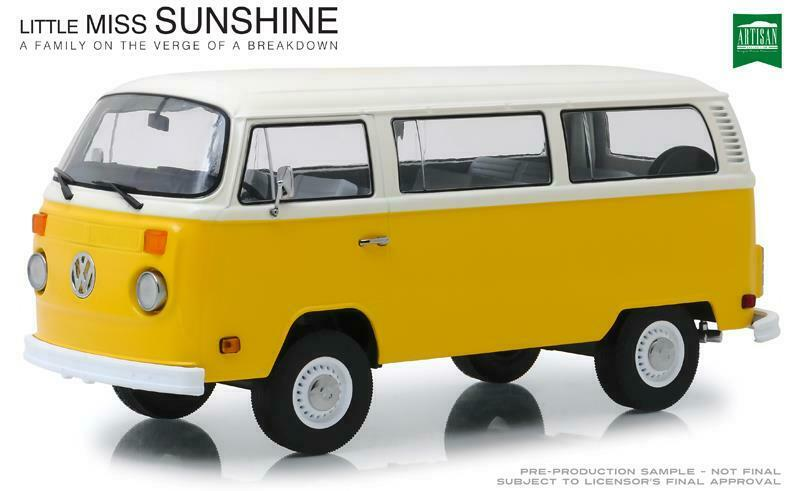 GrünLIGHT 1 18 SCALE 1978 VOLKSWAGEN TYPE 2 T2B BUS MODEL   BN   19051