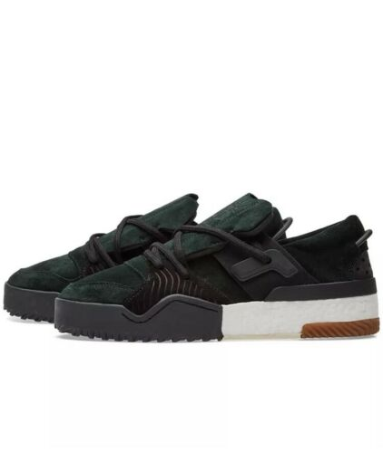 Night Aw Alexander Uk 10 scarpe da Autentiche adidas Wang Originals ginnastica Bball Verde XXaz6Bp