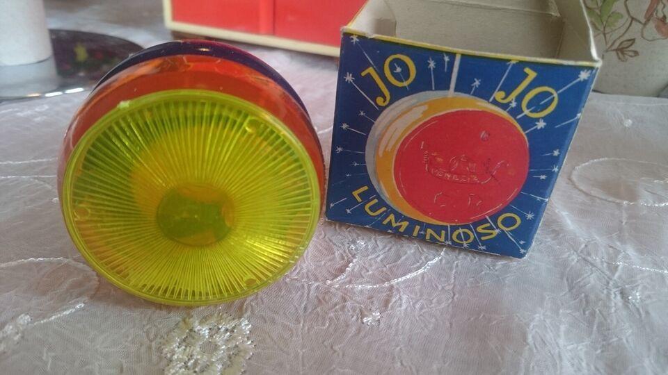 Andet legetøj, Jojo