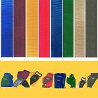 HARRIER WEB GUITAR STRAP ELECTRIC,ACOUSTIC,BASS/MULTI COLOURS & STRIPE