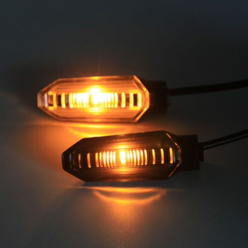 Front//Rear LED Turn Signal Indicator For Honda CB 150R//1000R//1100RS CRF250 Rally