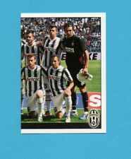 PANINI CALCIATORI 2011-2012-Figurina n.223- SQUADRA/TEAM-DX-JUVENTUS -NEW