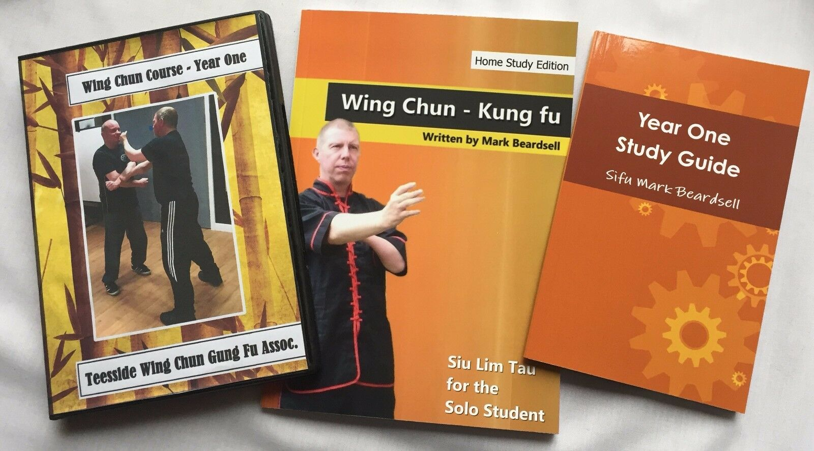 Full HD - Wing Chun Kung Fu - Home Study Course - Year 1 - Essentials