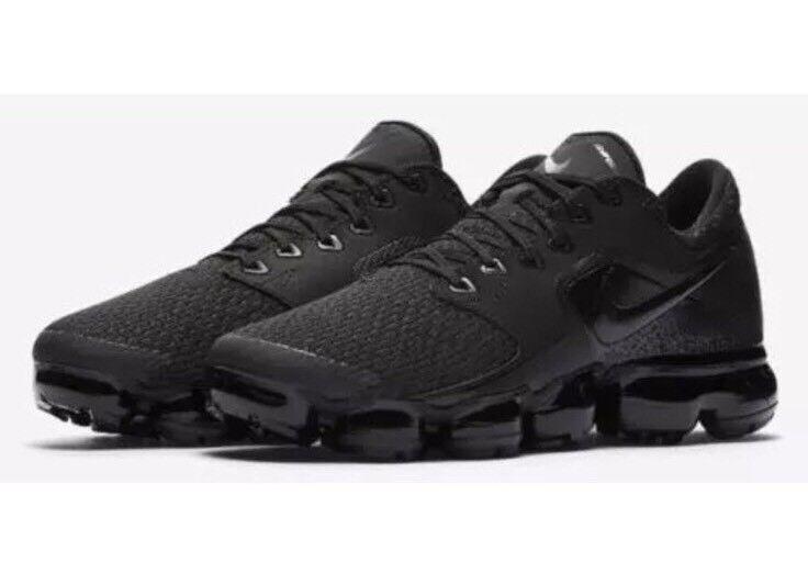 Womens Nike Air Max Vapormax AH9045 OUT 002 TRIPLE BLACK FADE OUT AH9045 SZ 6 Sneakers shoe 488d22
