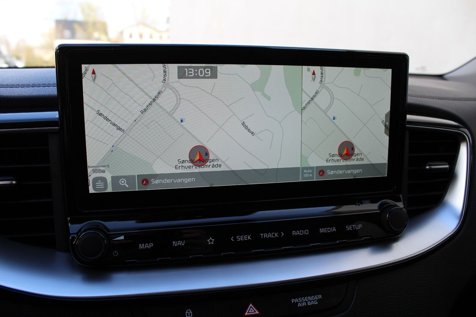 Kia Ceed 1,0 T-GDi mHEV Comfort Upgrade SW DCT - billede 7