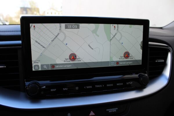 Kia Ceed 1,0 T-GDi mHEV Comfort Upgrade SW DCT billede 7
