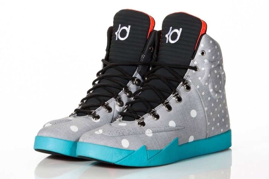 NIKE KD VI LIFESTYLE QS LIGHT GREY MENS SNEAKERS 621177 001 SIZE 10 Price reduction Comfortable and good-looking