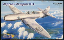 Valom Models 1/72 CAPRONI CAMPINI N.1 Italian Jet Plane