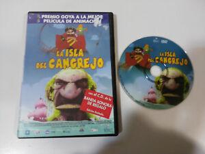 LA-ISLA-DEL-CANGREJO-ANIMACION-ANIME-DVD-ESPANOL-ENGLISH-amp