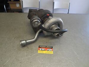 1981-1983-300D-300CD-300SD-300TD-Turbo-Diesel-Turbocharger-Turbo-Assembly-MINT