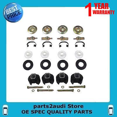 MERCEDES  W116 W115 W123 W107 Front Subframe Bushing Kit