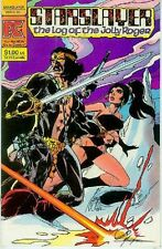 Starslayer # 5 (Mike Grell, also Groo by Sergio Aragones) (USA, 1982)