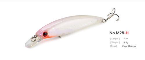 * max minnow 110mm 13.5g fishing lures hard fishing rapala type lures rap *