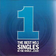 Various The Best No.1 Singles In The World ...Ever! 2 × CD Compilation  UK CD