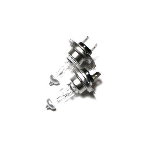 VW Sharan MK1 H7 55w Clear Xenon HID Low Dip Beam Headlight Headlamp Bulbs Pair