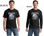 Police insigne d/'honneur Mince Ligne Bleue BACK THE BLUE PROTECT /& SERVE T-shirt Homme