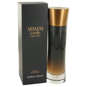 Giorgio Armani CODE PROFUMO Pour Homme 200 ml Eau de Parfum EDP Spray NEU Folie