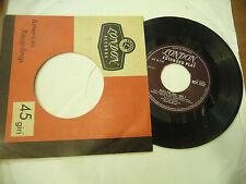 "FATS DOMINO""BLUES FOR LOVE- disco 45 giri EP(4 brani) LONDON UK 1963"""