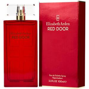 ELIZABETH-ARDEN-RED-DOOR-EAU-DE-TOILETTE-SPRAY-FOR-WOMEN-3-3-Oz-100-ml-NEW