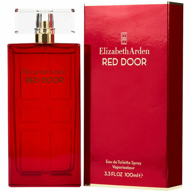 ELIZABETH ARDEN RED DOOR EAU DE TOILETTE SPRAY FOR WOMEN 3.3 Oz / 100 ml NEW!!!