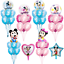 Baby-Mickey-Minnie-Mouse-1st-Birthday-Balloons-Party-Baby-Shower-Helium-Qualatex thumbnail 1
