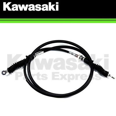 Dudubuy Cable Shift Control Fit for Kawasaki 54010-0014