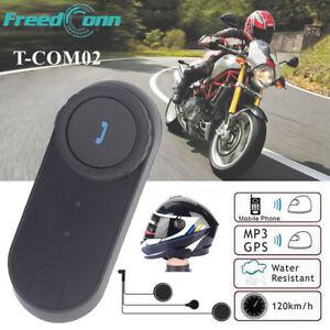 t com02 bluetooth helm fahrrad kopfh rer musik lautsprecher headset f r motorrad ebay. Black Bedroom Furniture Sets. Home Design Ideas