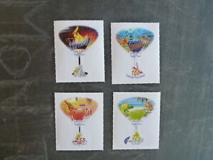 2014-VANUATU-COCKTAILS-IN-PARADISE-SET-4-MINT-STAMPS-MNH