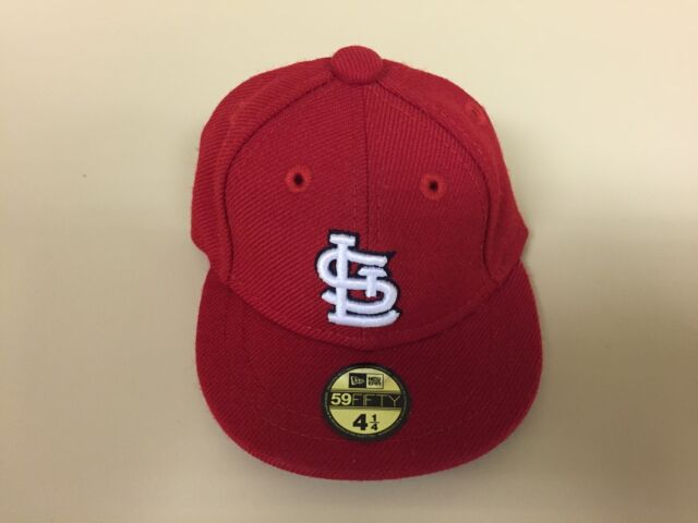 newest 422ea 50b32 RARE St Louis Cardinals 59Fifty New Era Hat Mini Size 4 1 4