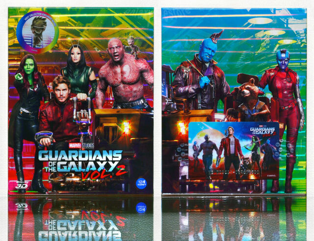 Guardians of the Galaxy vol2 9 Movie Poster Canvas Picture Art Print A0 A4