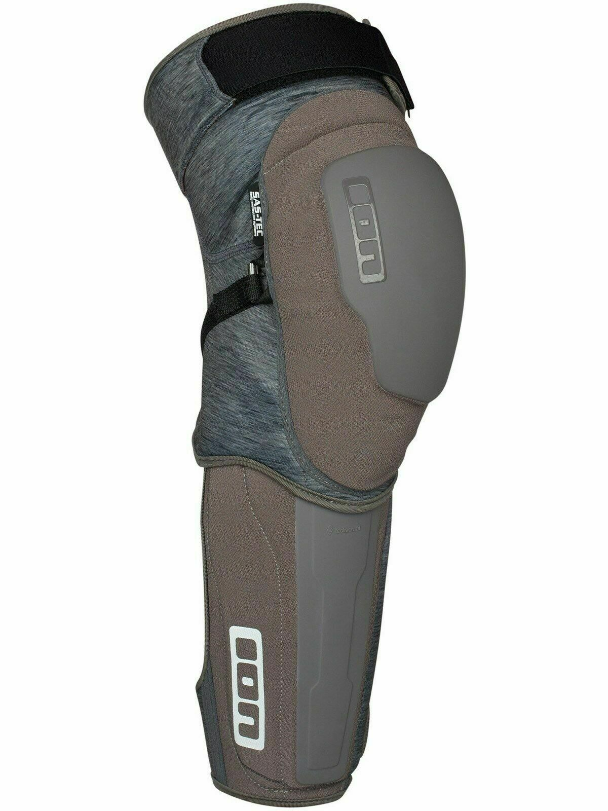 ION Knee Protection, K CAP EVO, grau Melange - XL
