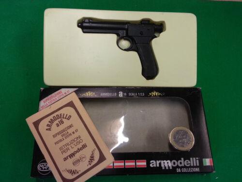 Pistola Steyer M 07 scala 1:2,5 Armodelli Uniwerk