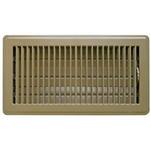 Accord ABFRBR612 Floor Register With Louvered Design, 6-Inch X 12-Inch(Duct HVAC 611918021690 | EBay