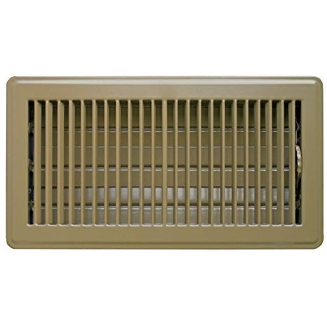 Accord ABFRBR612 Registers, Grilles Vents Floor Register With Louvered Design, X For Sale Online | EBay