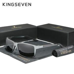 KINGSEVEN-2020-Men-039-s-Sunglasses-Aluminum-Magnesium-Polarized-Driving-Mirror