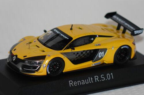 Renault r.s.01 declararlo 2015 amarillo 1:43 norev nuevo /& OVP 517690