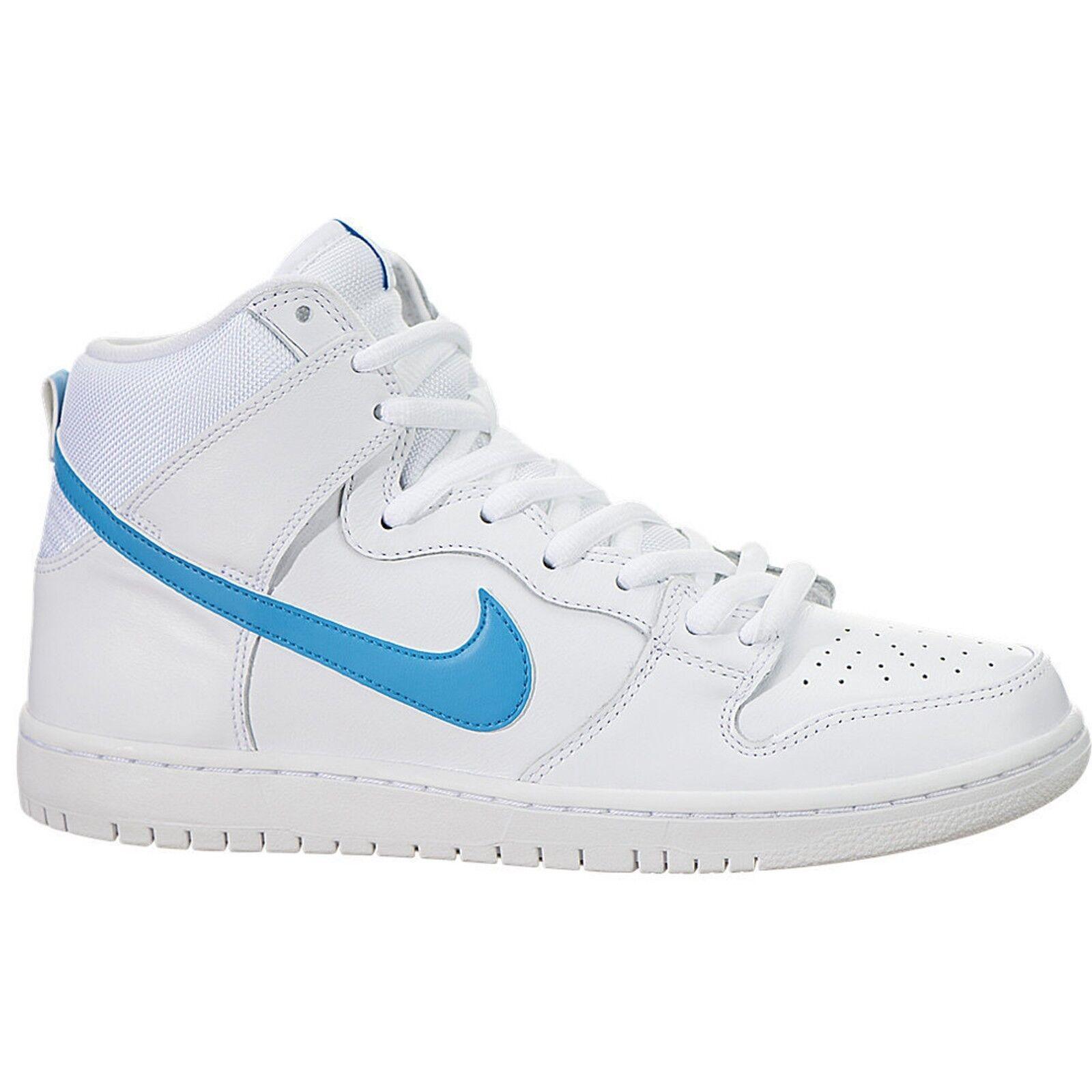Nike Sb Dunk Hoch Trd Qs Blau Richard Mulder Weiß Orion Blau Qs 881758-141 Größe 8 La 5ea2e2