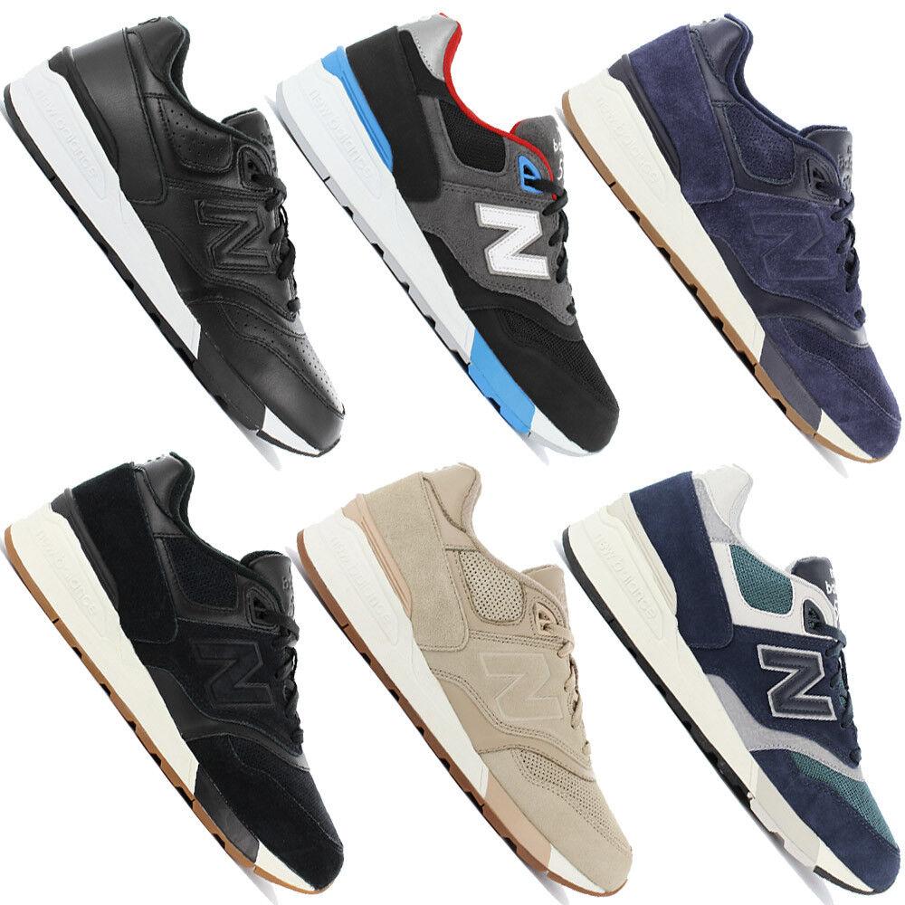 New Balance 597 REVlite Herren Sneaker Schuhe Freizeit Turnschuhe NB ML597 NEU