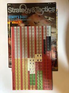 Strategy-amp-Tactics-Magazin-Nummer-102-MONTY-039-S-D-Day-Ungelocht