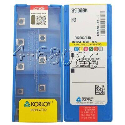 50pcs RCGT1003M0-AK H01 High quality machining lathe CNC carbide Inserts tool