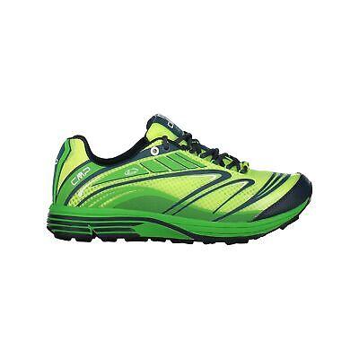 Cmp Laufschuhe Sportschuhe Maia Trail Shoes Grün Leicht Unifarben Nylon Mesh