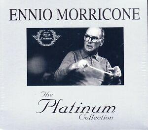 3-CD-Box-Set-ENNIO-MORRICONE-THE-PLATINUM-COLLECTION-SUCCESSI-BEST-MEGLIO-nuovo