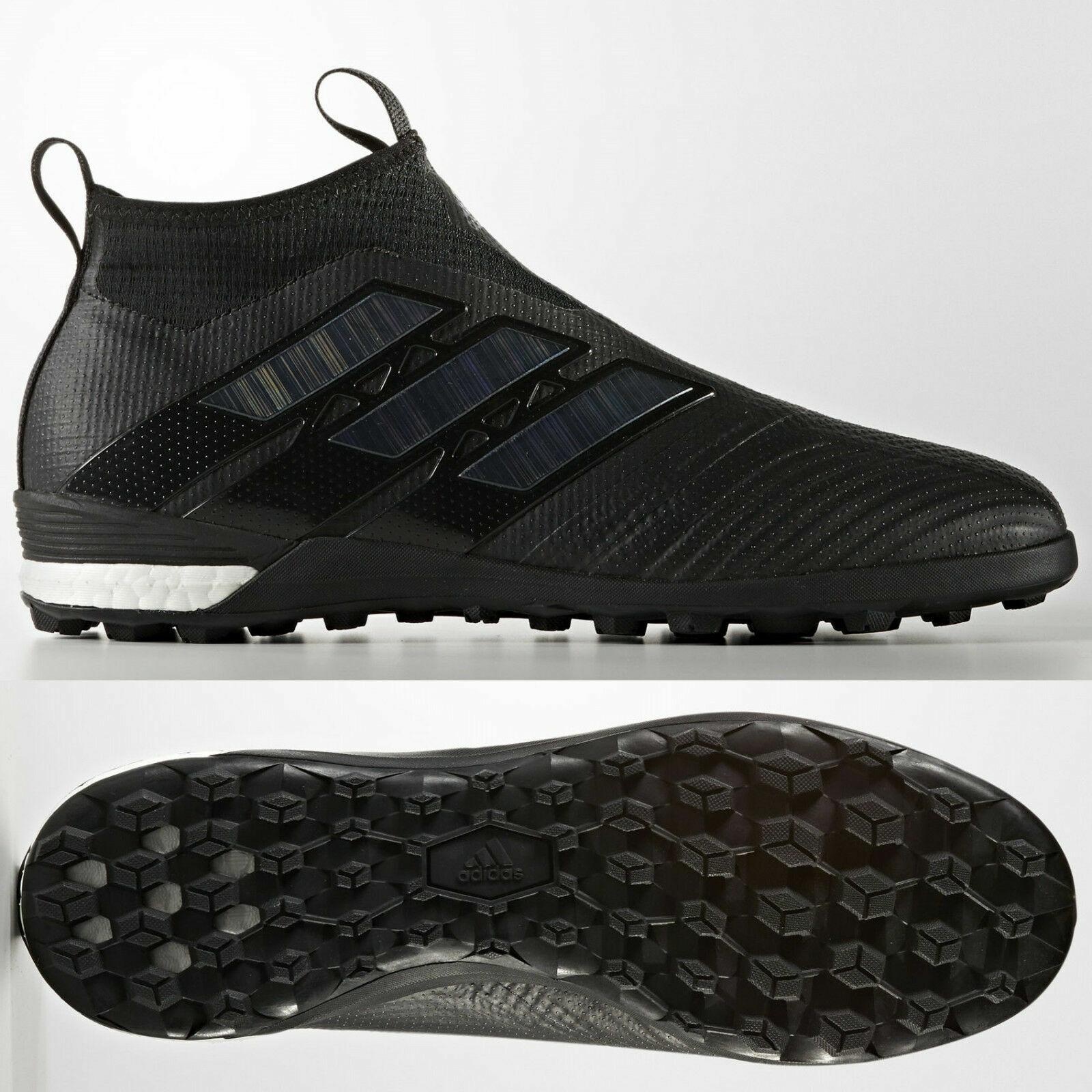 Adidas Mens Ace Tango Purecontrol Black BY1942 sz 8 Ultra Boost W Dust Bag $180